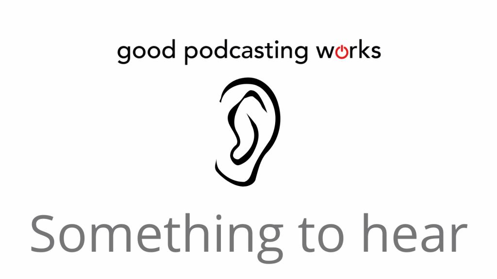 something to hear
